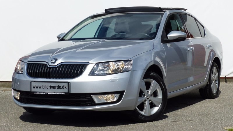 brugt 1 6 tdi 105 elegance skoda octavia 2013 km i varde. Black Bedroom Furniture Sets. Home Design Ideas