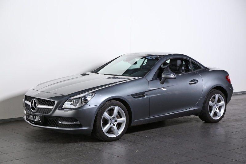 brugt Mercedes SLK300 2,0 aut.