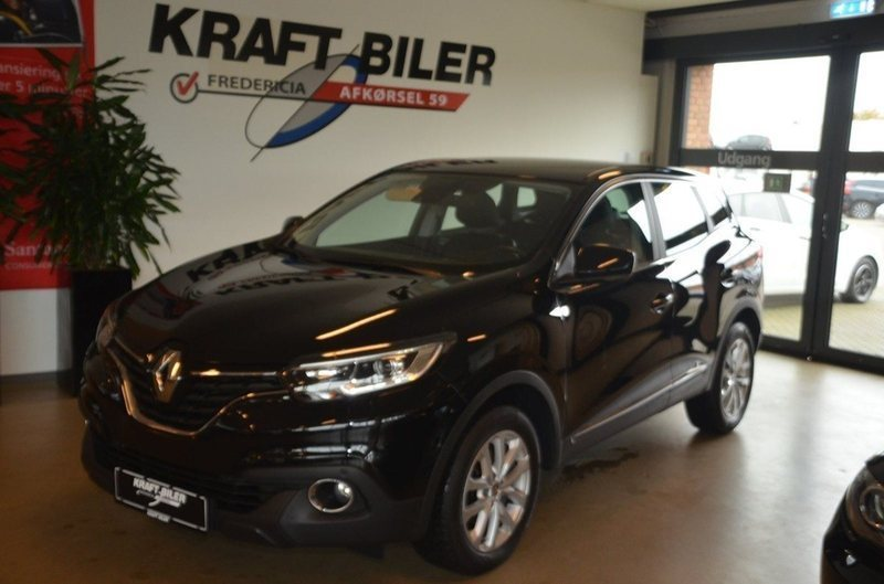renault kadjar brugt 35 billige kadjar til salg autouncle. Black Bedroom Furniture Sets. Home Design Ideas