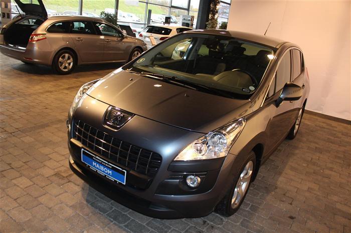 Solgt Peugeot 3008 1,6 HDI Premium ., brugt 2011, km 105.000 i Aalborg