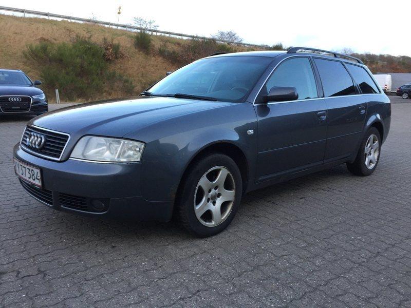 brugt Audi A6 1,9 TDi 130 Avant