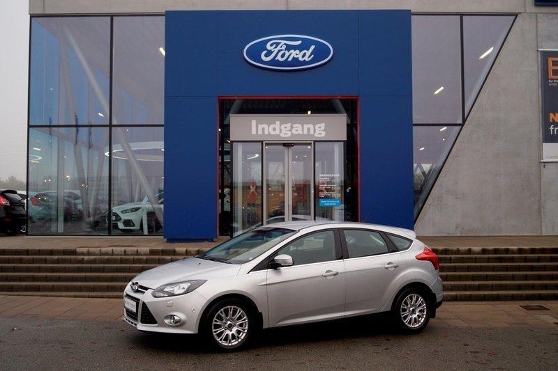 brugt Ford Focus 1,6 SCTi 150 Titanium