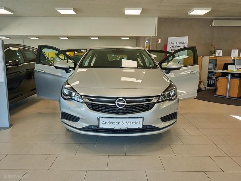 Spar kr. 5.100: Opel Astra 1.0 Benzin 105 HK (2016) | Hovedstaden | AutoUncle