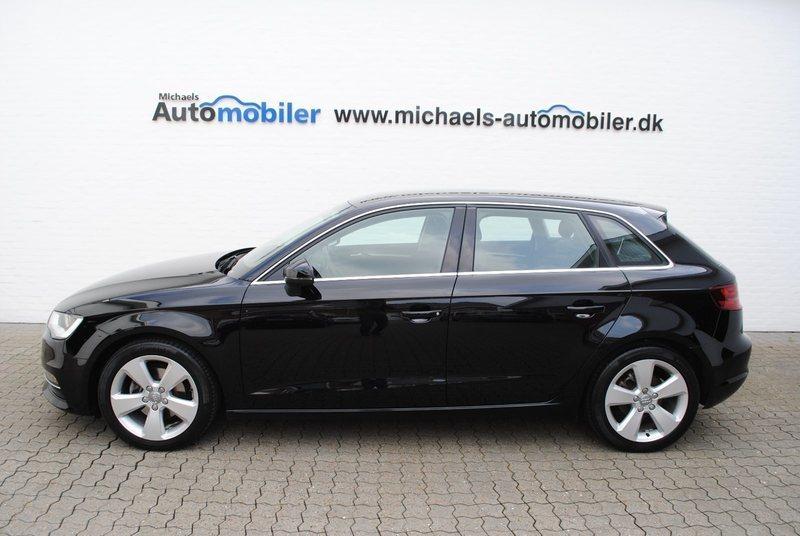 brugt Audi A3 Sportback TDi Ambition