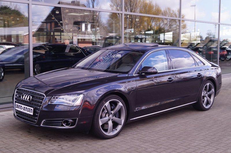 brugt Audi A8L 6,3 W12 quattro Tiptr.