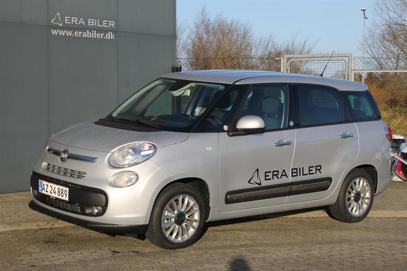 500L – Køb Fiat 500L brugt – billige biler til salg - AutoUncle