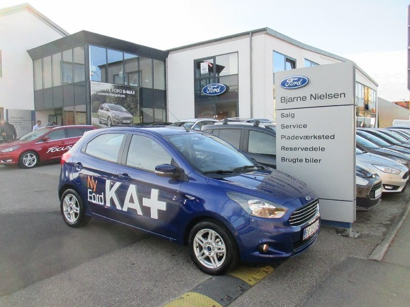 gebraucht Ford Ka 1,2 Ultimate