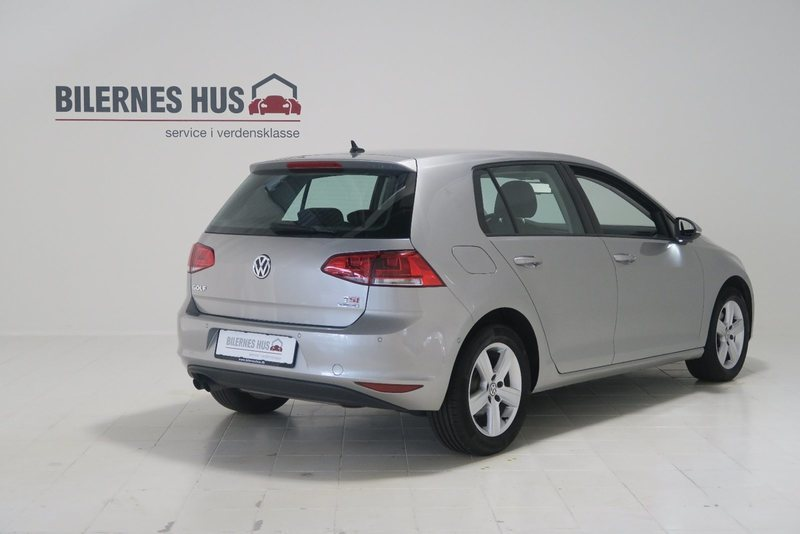 solgt vw golf vii 1 4 tsi 140 highl brugt 2013 km i silkeborg. Black Bedroom Furniture Sets. Home Design Ideas
