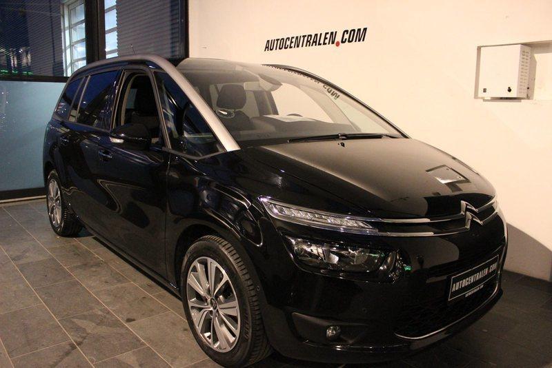 brugt Citroën Grand C4 Picasso 2,0 BlueHDi 150 Intensive EAT6