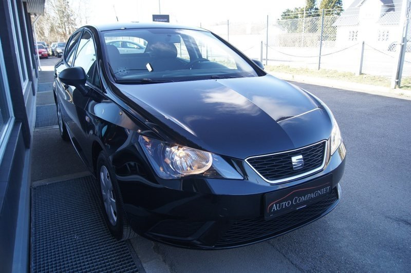 solgt seat ibiza 1 2 tsi 105 style brugt 2014 km i viborg. Black Bedroom Furniture Sets. Home Design Ideas
