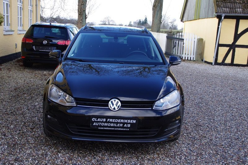 solgt vw golf vii 1 6 tdi 110 cup v brugt 2014 km i ringe. Black Bedroom Furniture Sets. Home Design Ideas