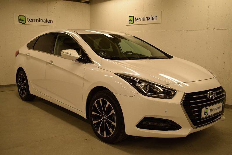 brugt Hyundai i40 1,7 CRDi 115 Trend
