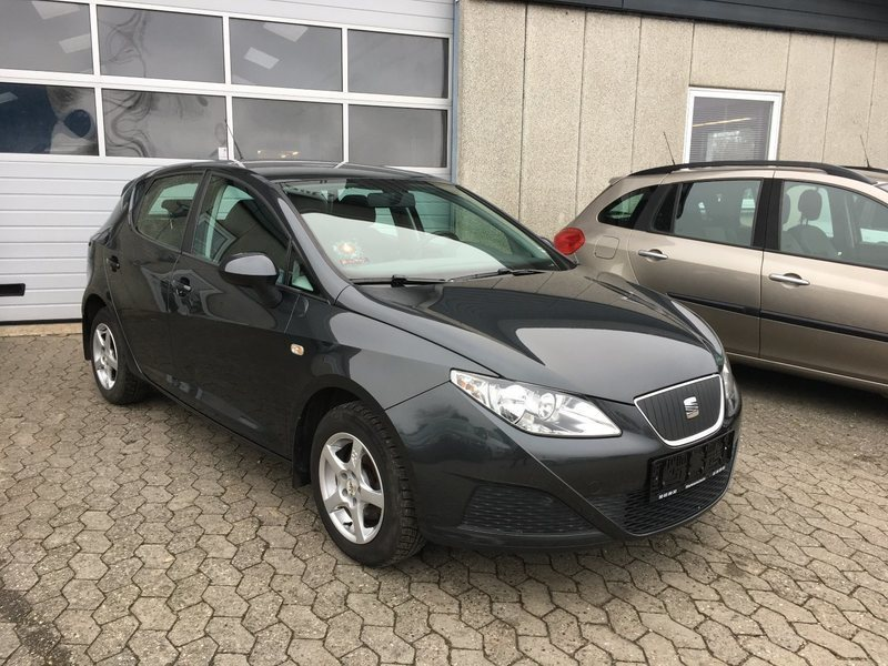 solgt seat ibiza 1 4 tdi 80 referen brugt 2009 km i aabenraa. Black Bedroom Furniture Sets. Home Design Ideas