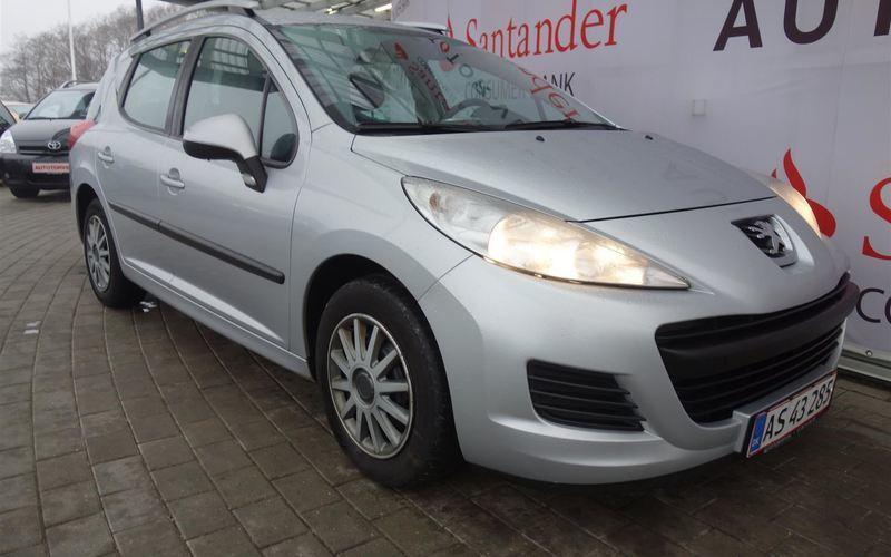 brugt Peugeot 207 1,6 HDi 90HK Stc