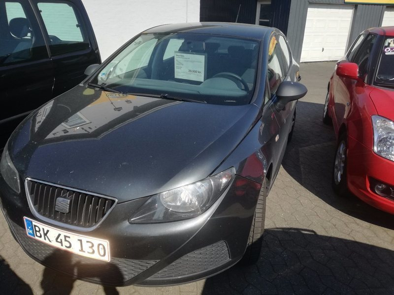 solgt seat ibiza 1 4 tdi 80 referen brugt 2008 km i hvidovre. Black Bedroom Furniture Sets. Home Design Ideas