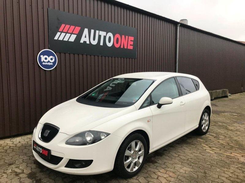 solgt seat leon 1 9 tdi 105 referen brugt 2008 km i roskilde. Black Bedroom Furniture Sets. Home Design Ideas
