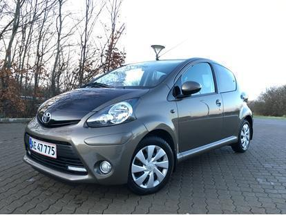 brugt Toyota Aygo 1,0 T2 Air