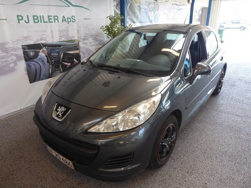solgt peugeot 207 1 4 hdi 70 active brugt 2012 km 350. Black Bedroom Furniture Sets. Home Design Ideas