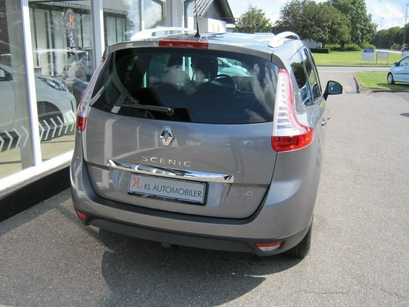 Brugt 2016 Renault Grand Sc U00e9nic Iii 1 6 Diesel 130 Hk  Kr
