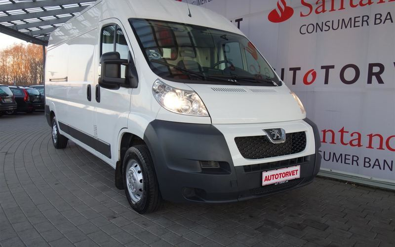 brugt Peugeot Boxer 2,2 HDi L3H2 150HK Van