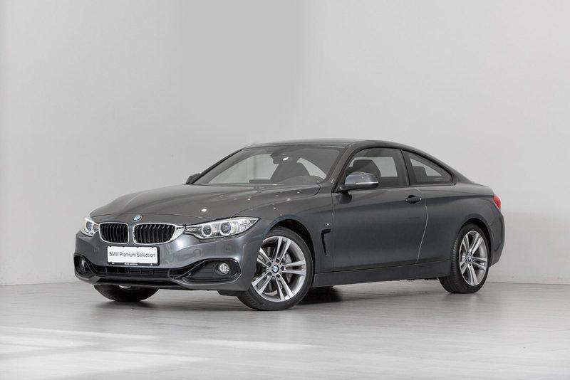 brugt BMW 435 i Coupé aut.