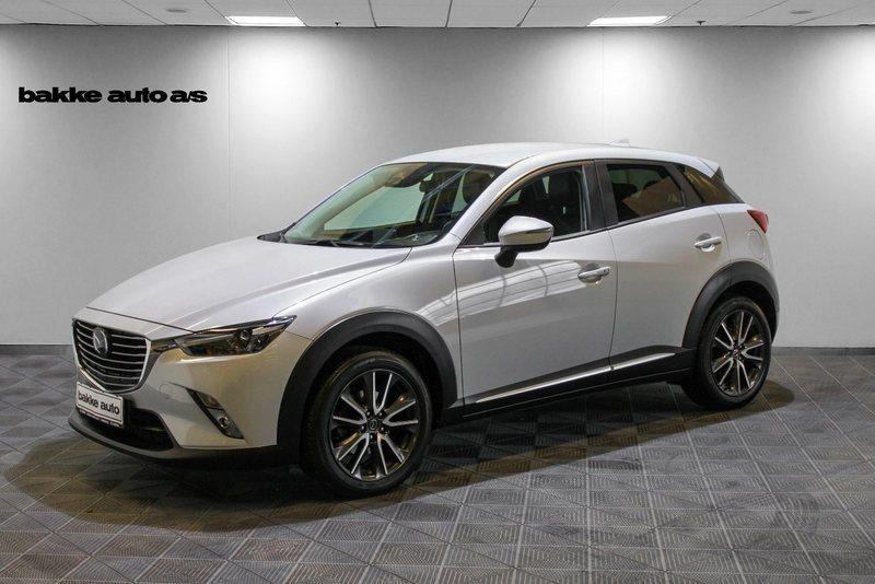 Brugt 2 0 Sky G 120 Optimum Mazda Cx 3 2016 Km 20 000 I