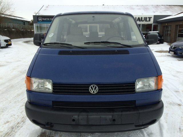 brugt VW Transporter 2,4 D 10prs