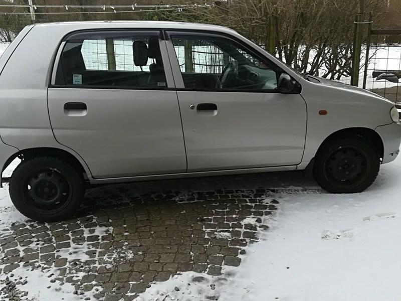 Solgt Suzuki Alto 1,1 GL 63HK 5d, brugt 2004, km 113.699 i Midtjylland