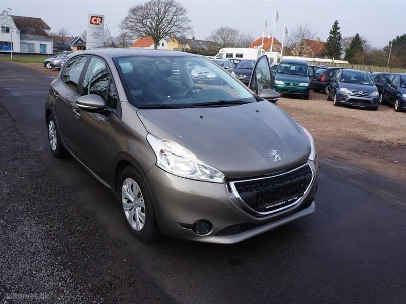 273 Peugeot 208 til salg – Brugte Peugeot 208 til billigste pris