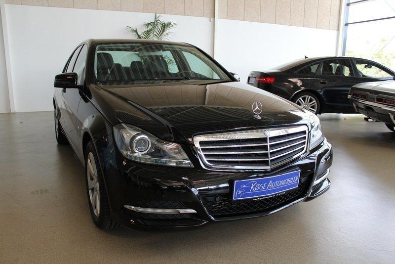 brugt Mercedes C200 1,8 BE