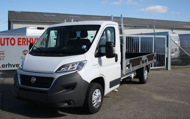 brugt Fiat Ducato 33 MJT 130 Chassis L3
