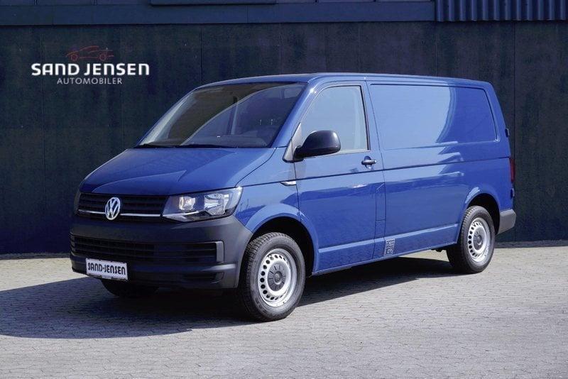 brugt VW Transporter 2,0 TDi 102 Kassevogn kort