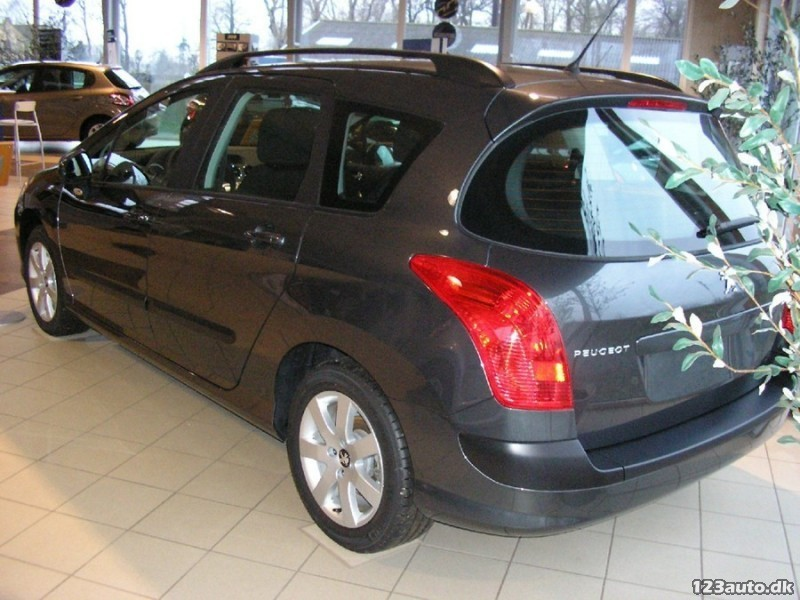 solgt peugeot 308 sw 2 0 hdi active brugt 2011 km i nakskov. Black Bedroom Furniture Sets. Home Design Ideas