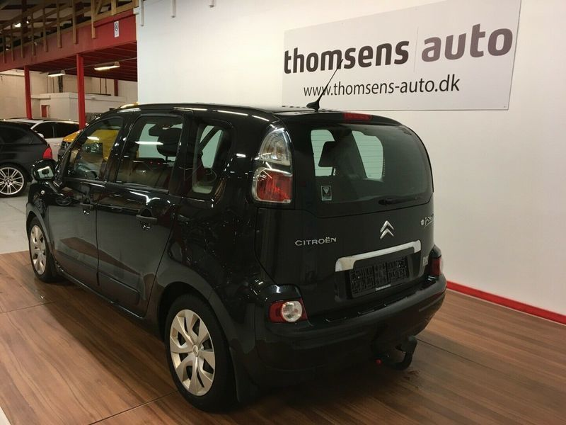 CITROEN C3 PICASSO 1.6 HDI 90 SEDUCTION EXCLUSIVE – Terre ...