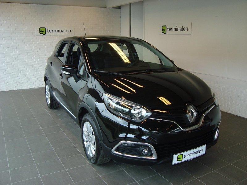 brugt Renault Captur dCi 90 Expression Navi Style