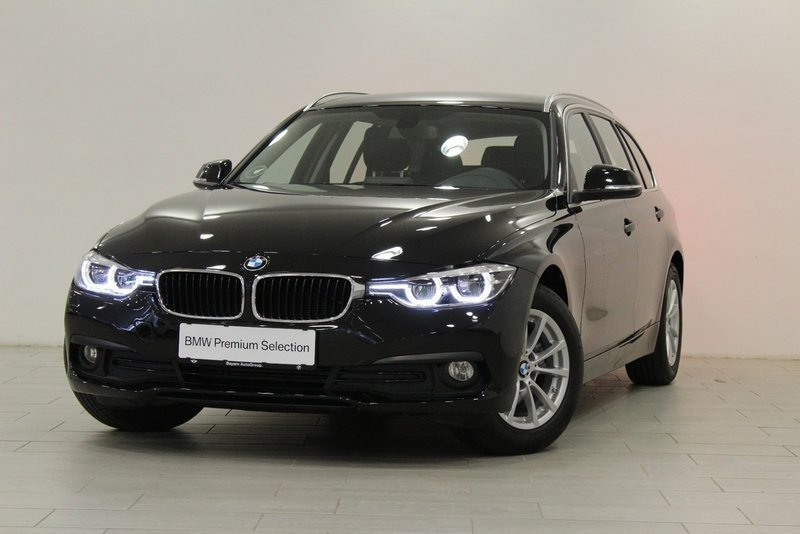 gebraucht BMW 320 d 2,0 Touring aut.