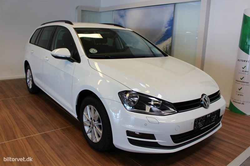 solgt vw golf variant 1 4 tsi bmt c brugt 2014 km i vordingborg. Black Bedroom Furniture Sets. Home Design Ideas