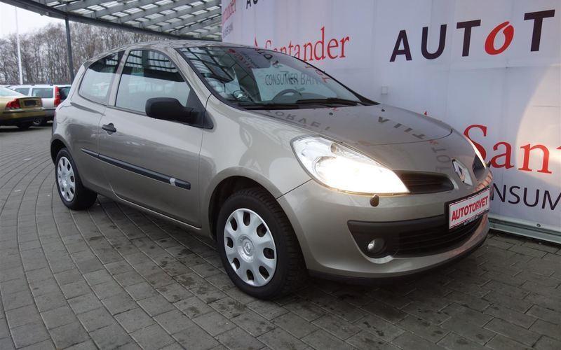 brugt Renault Clio 1,5 DCI Authentique 68HK 3d