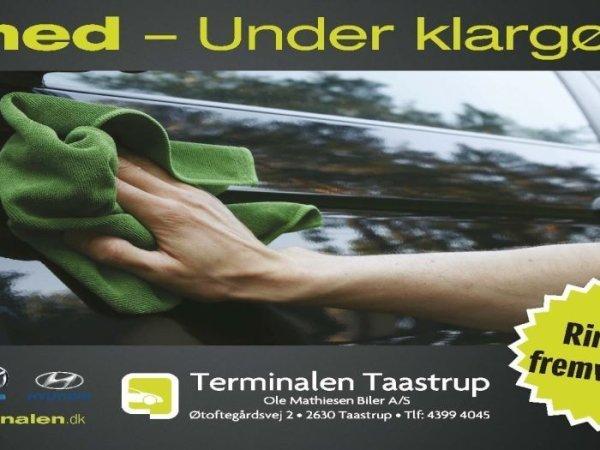 brugt Hyundai i30 1,6 CRDi 110 XTR ISG Eco 5