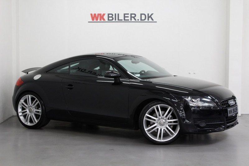 brugt Audi TT 3,2 V6 quattro
