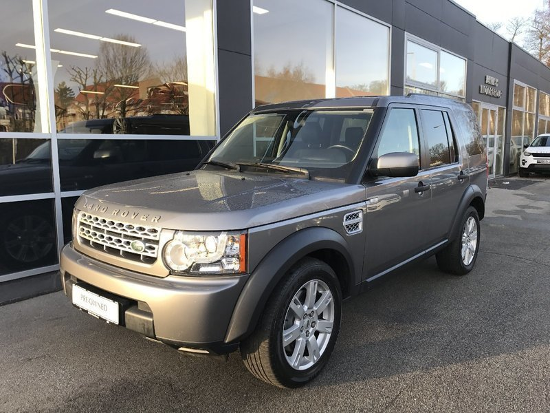 brugt Land Rover Discovery 4 3,0 TDV6 S aut.