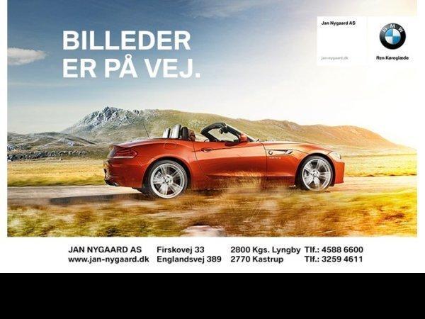 brugt BMW 420 4 series d Gran Coupé Steptronic 4d