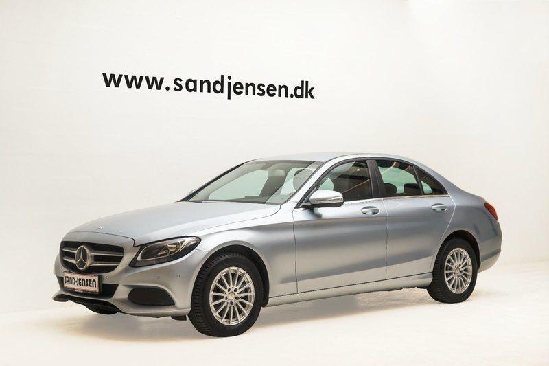 brugt Mercedes C220 2,2 BlueTEC Avantgarde aut.