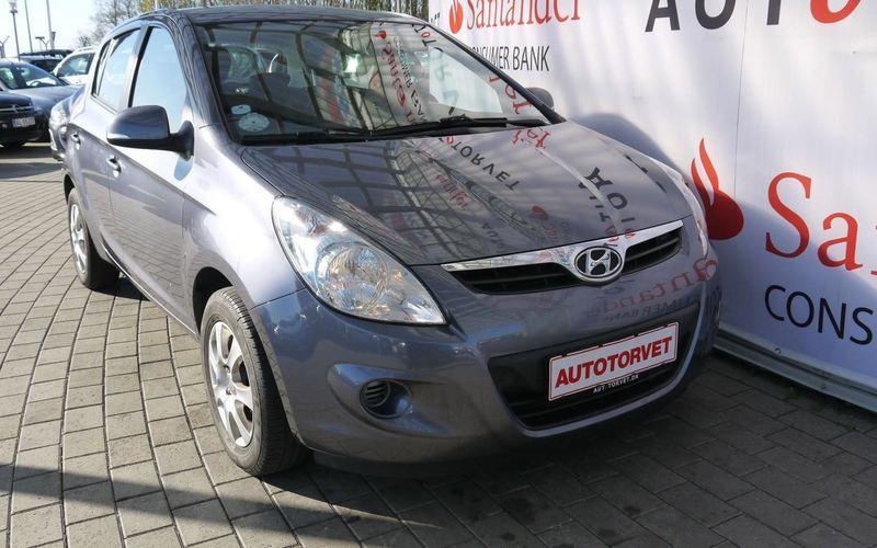 brugt Hyundai i20 1,4 CRDI 90 90HK 5d