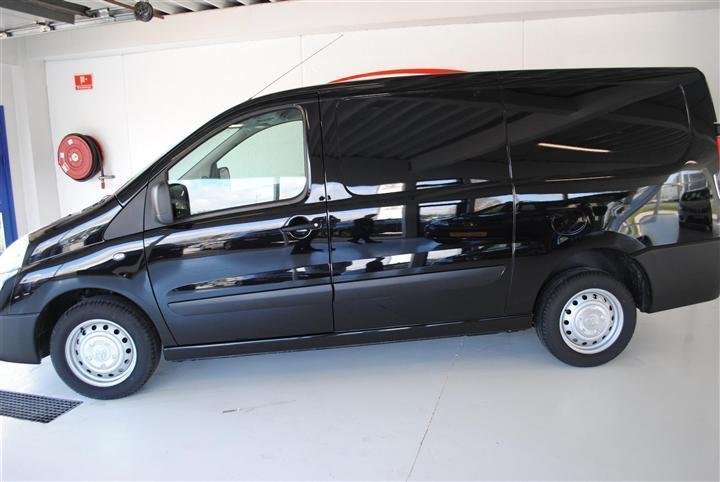 solgt toyota proace l2h1 2 0 d 4d t brugt 2015 km i kolding. Black Bedroom Furniture Sets. Home Design Ideas