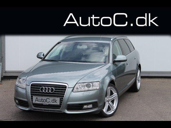 brugt Audi A6 2.0 TDI Avant 6g 5d