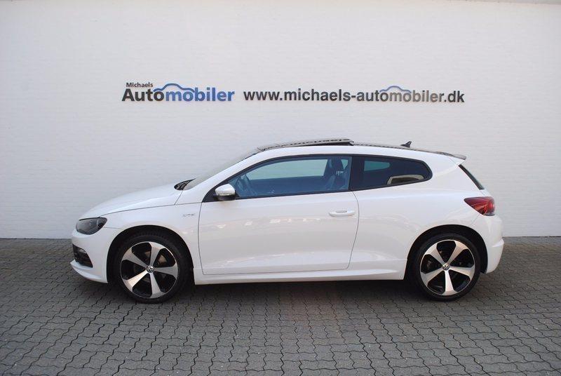 brugt VW Scirocco · 2,0 TDi 140 Sport BMT Van · 3 d¸rs