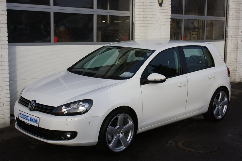 solgt vw golf vi 1 4 tsi 160 highli brugt 2011 km 124. Black Bedroom Furniture Sets. Home Design Ideas