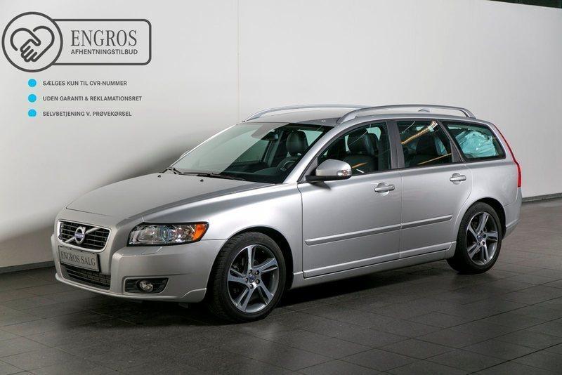 brugt Volvo V50 1,6 D2 115 Business Pro Edition