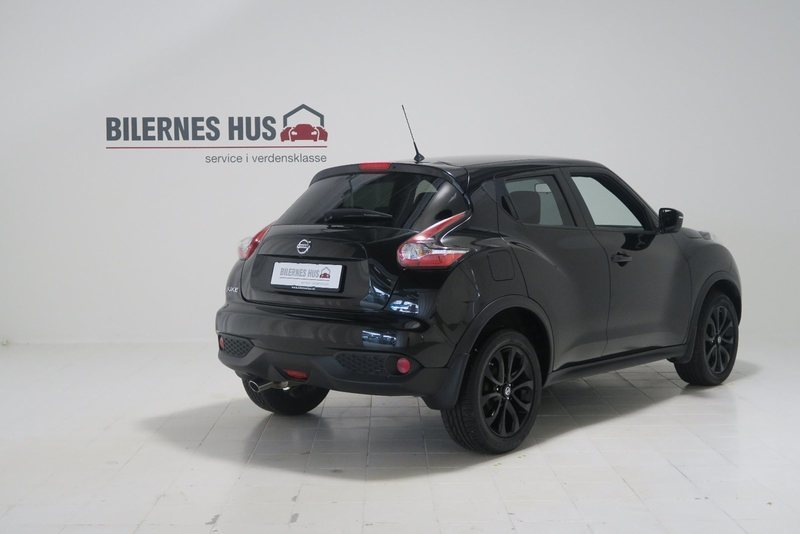 solgt nissan juke 1 5 dci 110 acenta brugt 2016 km 30. Black Bedroom Furniture Sets. Home Design Ideas
